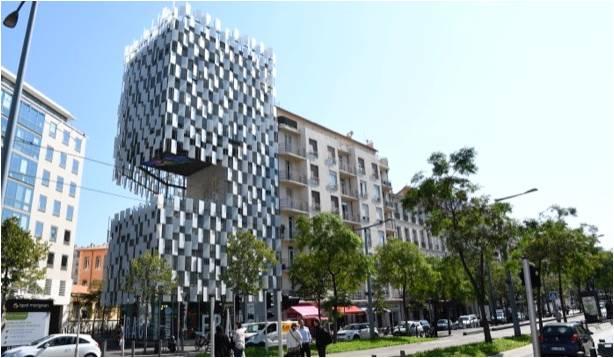 Fonds r gional d 39 art contemporain frac area paca - Frac marseille adresse ...