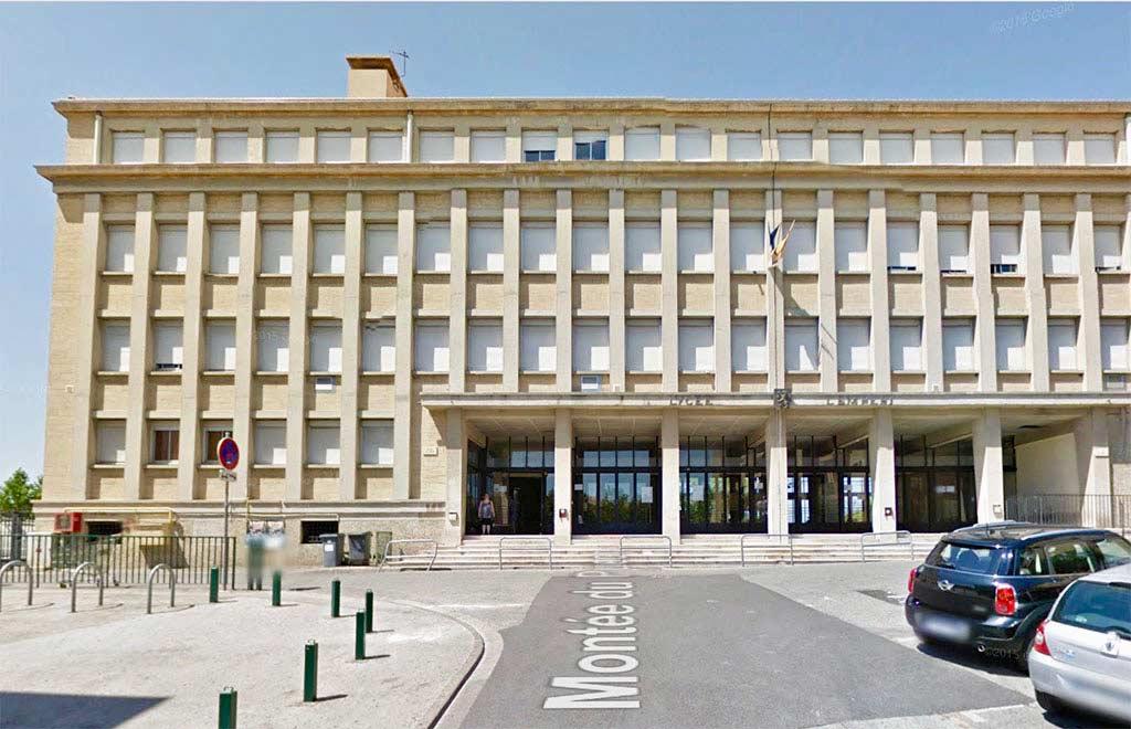 Lyc e de l 39 emp ri area paca - Lycee salon de provence ...