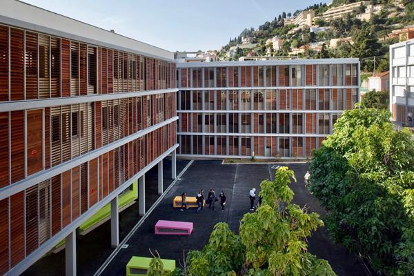 Lycée Paul Valéry Area Région Sud